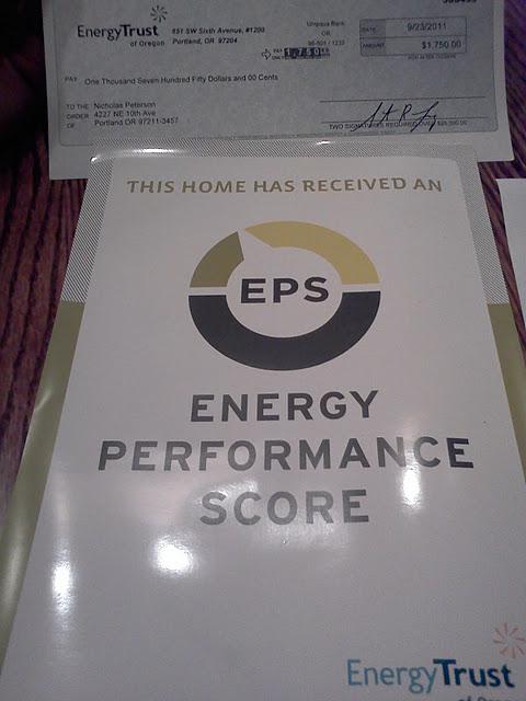 Energy Trust of Oregon rebate for a high performing ADU