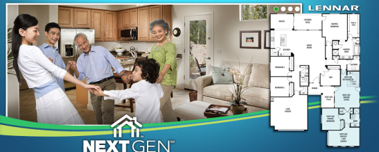 lennar next gen marketing