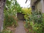 Burkholder-Rich ADU Garden Gate