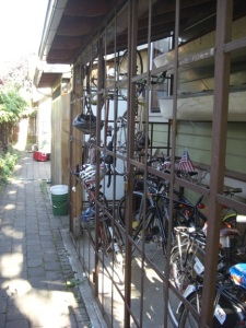Rex Burkholder Bike Storage