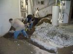Jones ADU Digging the Basement