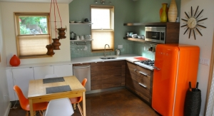Susan Moray's ADU appointed with mid-century modern kitchen gadgets and appliances