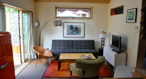 Susan Moray's ADU living room