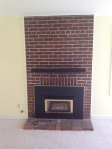 John Baker's ADU Fireplace