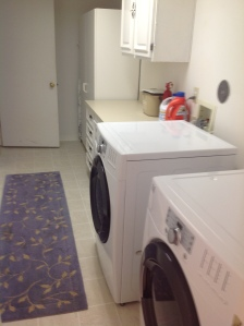 John Baker's ADU Laundry Room