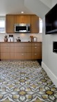Dyer ADU kitchen with Stephanie's tiles
