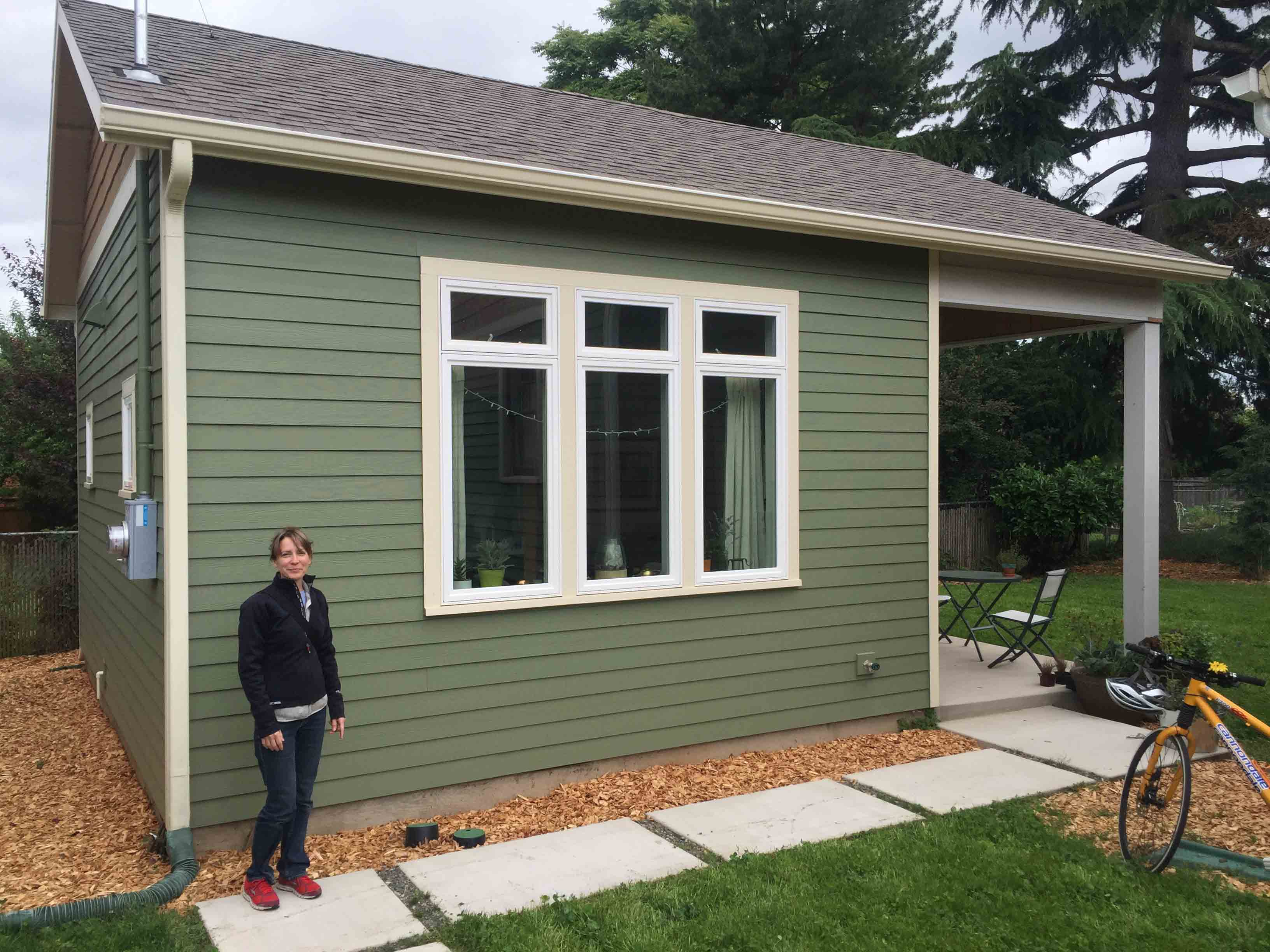 Build Small Live Large Portland Accessory Dwelling Unit Tour September And