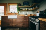 James & Kyra's ADU was built around a love of cooking and dining