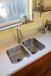 Pozarycki ADU Kitchen Sink