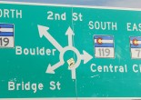 photo of very confusing highway sign
