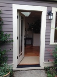 Johnson & Creel ADU Front Door