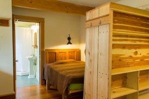 Grimm-Haberman ADU Storage, Bed & Bath