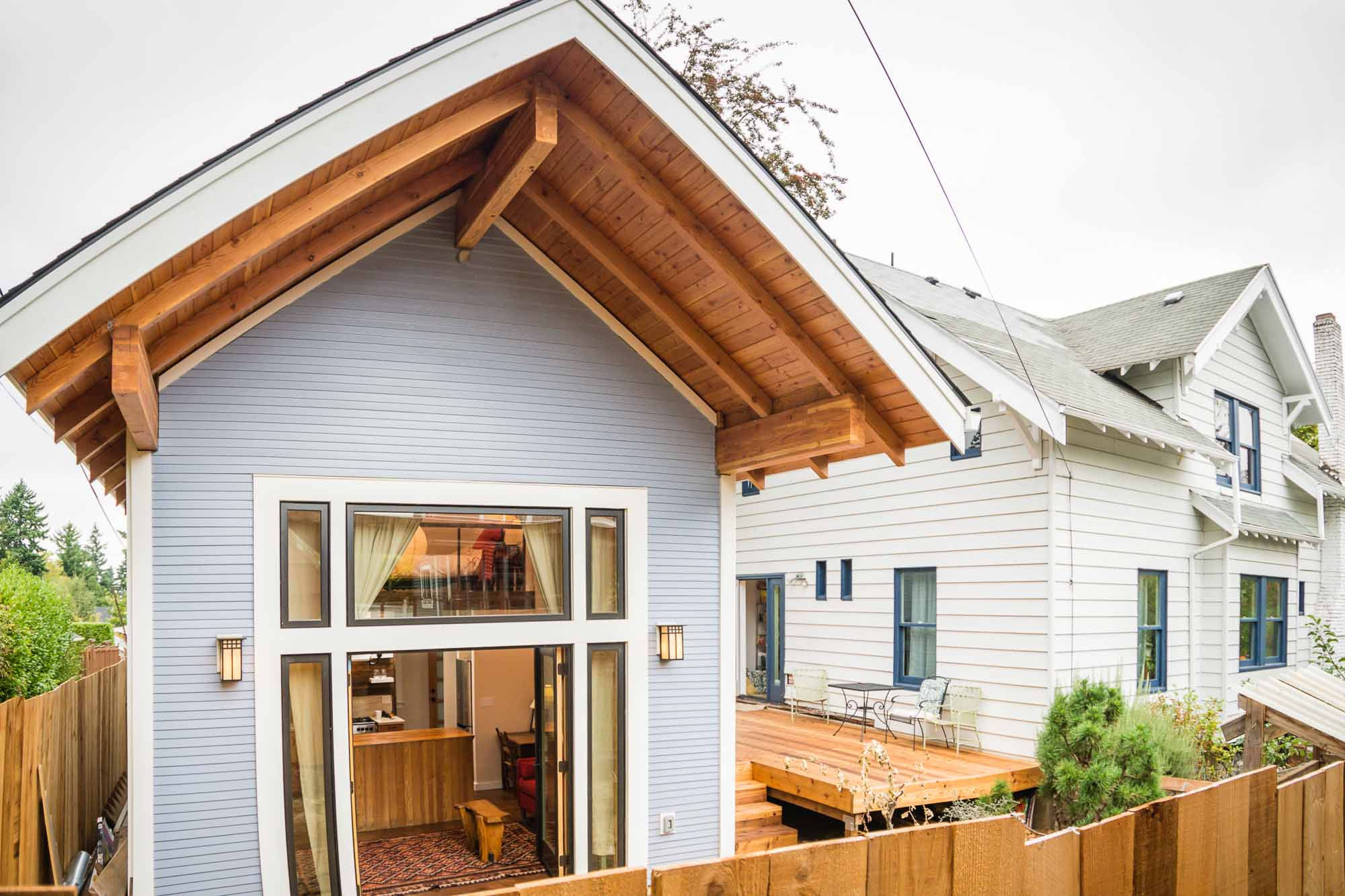 What Does Garage Mean: Build Small, Live Large: Portland's Accessory Dwelling