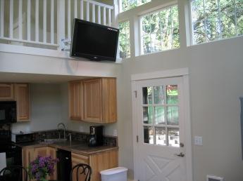 Butler ADU Entry & Kitchen