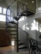 Butler ADU Spiral Staircase