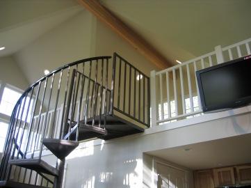 Butler ADU Staircase & Loft