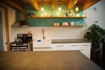 Chamberlin-Lohman ADU Kitchen