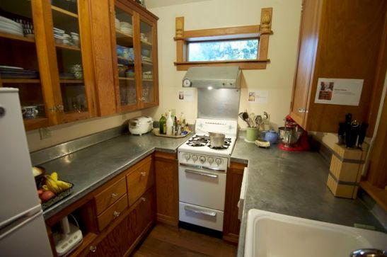 Florentino-Kernan ADU Kitchen
