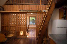 Florentino-Kernan ADU Sliding Doors & Kitchen