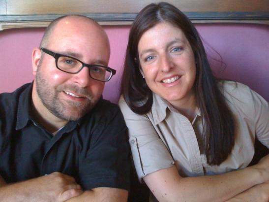 Greg & Libby Team Photo