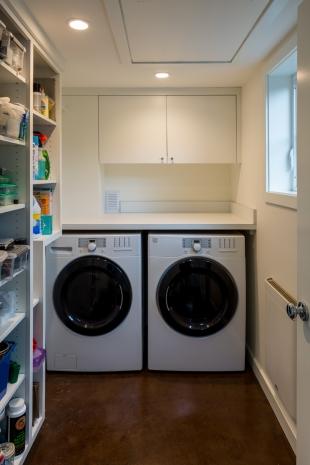 Hammer & Hand ADU 3 Laundry