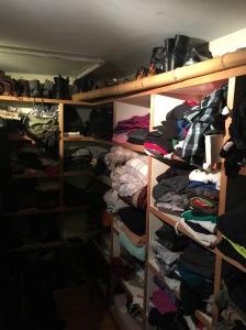 Lonstron ADU Closet