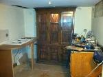 Lonstron ADU Curio Cabinet Before