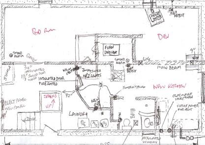 Lonstron ADU Floor Plan