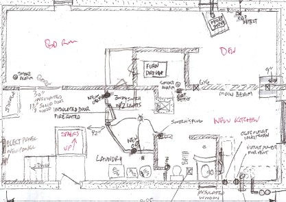Lisa lonstron s adu an artistic basement apartment for Adu plans