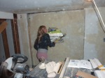 Lonstron ADU French Doors in Progress