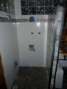 Lonstron ADU Shower