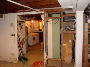 Lonstron ADU Basement Before