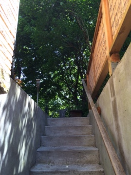 UDU Design ADU 2 Exterior Stair