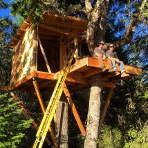 AK Builders Treehouse 4