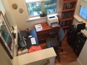 Eliot ADU Office from Below