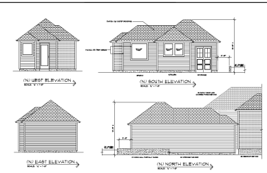 Endpoint Design ADU Elevations