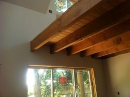 Hudson ADU Loft & Window