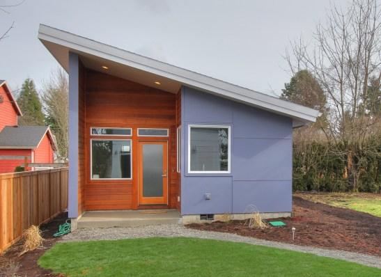 Kristy Lakin's created an ADU community where each house had an ADU