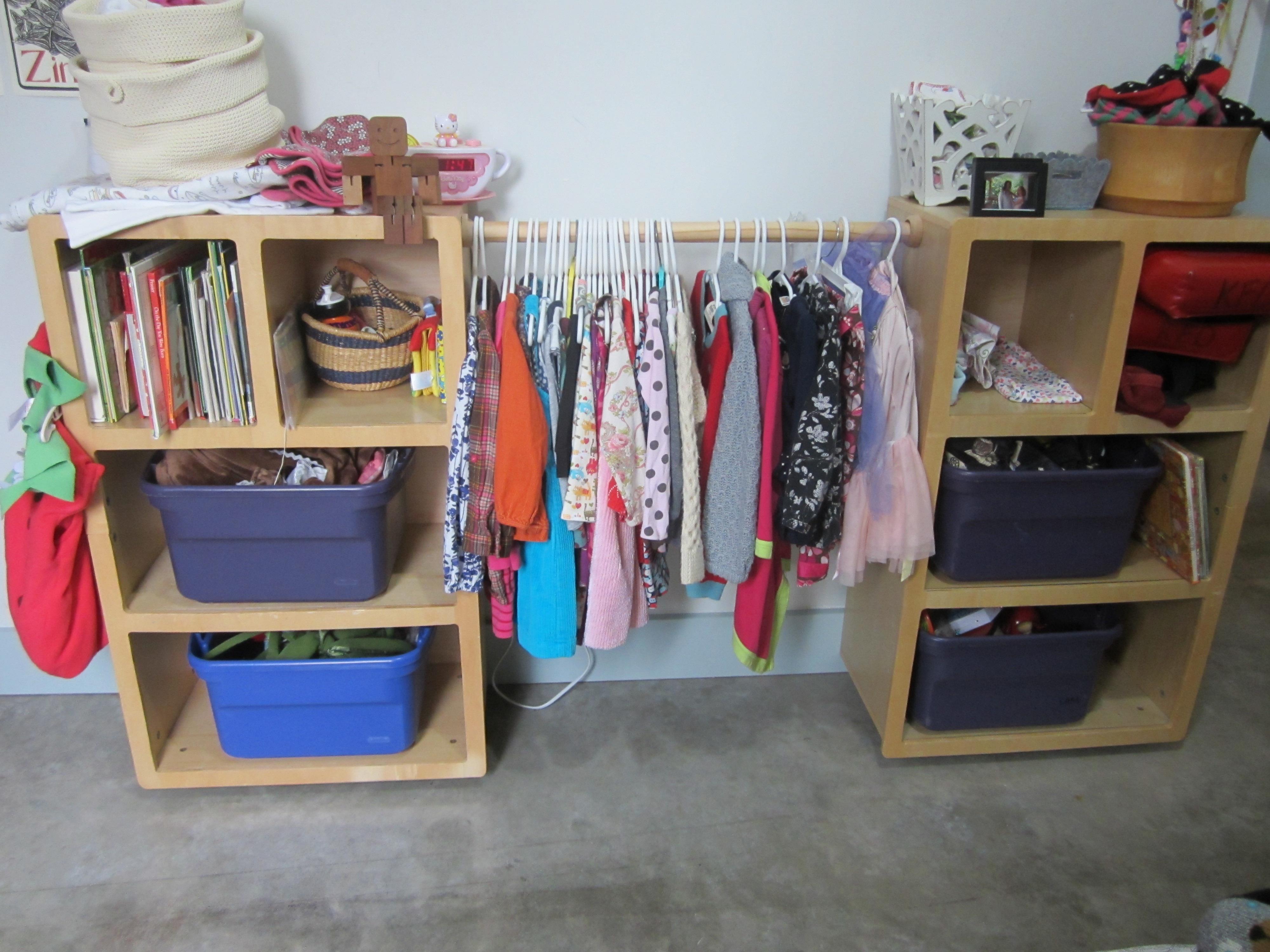 Lara U0026 Wally Jones Created A Kids Closet With Modular Pieces