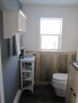 detached bedroom, composting toilet