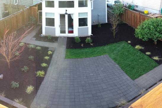 Chirgwin ADU Courtyard