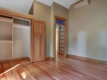 Strom ADU Bedroom Closet Open