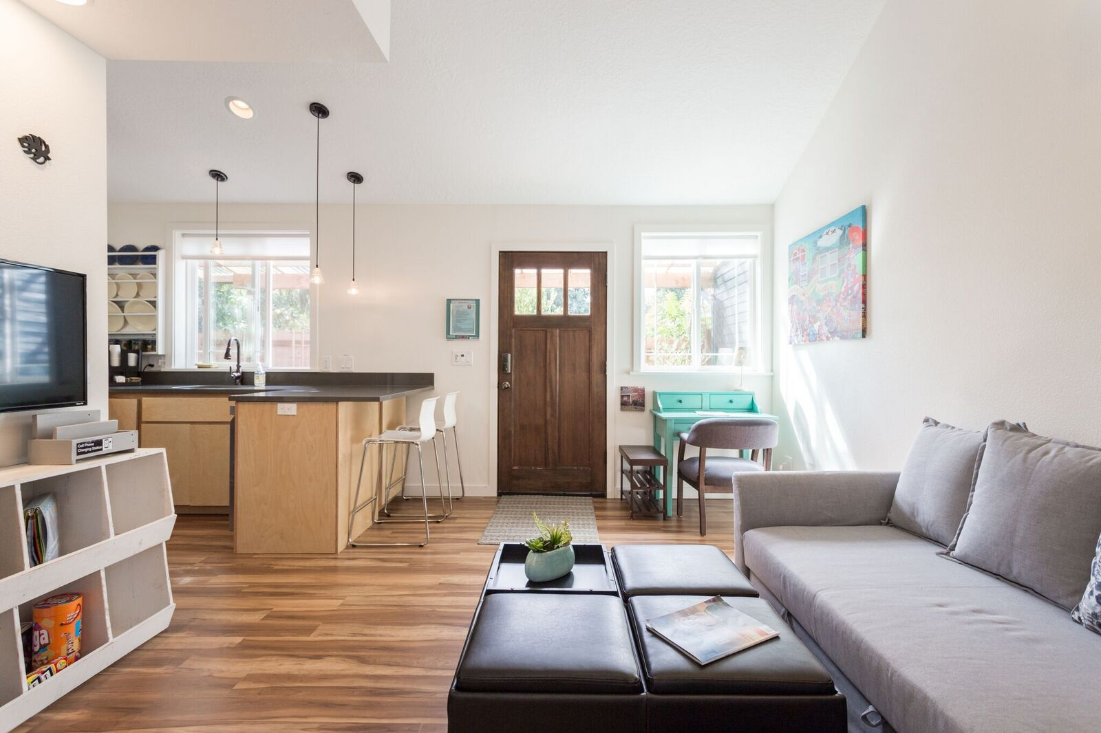 Build Your Own Garage >> Build Small, Live Large: Portland's Accessory Dwelling Unit Tour | Accessory Dwellings